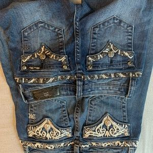 Two size 10 miss me jeans